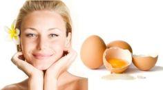 Pleťová maska z vajíčka