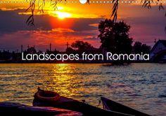 Landscapes from Romania - CALVENDO calendar by Ionut Sofrone