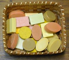 Creative Soapmaking--part of Anne L. Watson's great site for information and recipes.