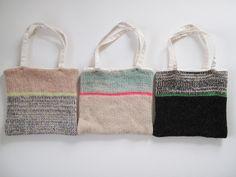 knitting / MINI BAGS