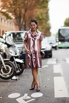 Tina Leung - Stockholm Streetstyle