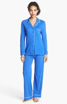 Only Hearts Organic Cotton Pajamas available at #Nordstrom $128.00