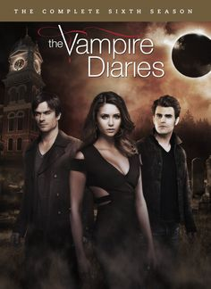 'The Vampire Diaries' Season 6 DVD and Blu-ray will be released on September 1, 2015. Now available for pre-order on Amazon and Best Buy. Special features include: • The Vampire Diaries: Good Bite and Good Luck • The Vampire Diaries: Best.Reaction.Ever.  • Ep.615 Audio Commentary - Julie Plec  • The Vampire Diaries: 2014 Comic-Con Panel • Come Visit Georgia PSA • Deleted Scenes  • Second Bite: Gag Reel