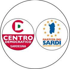 Centro Democratico e Partito dei Sardi con Matteo Aledda candidato Sindaco di Sinnai alle comunali del 5 giugno 2016.