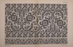 Gallery.ru / Фото #62 - Musterbucher altitalienischer Leinen Stickerei 1881 - shtushakutusha
