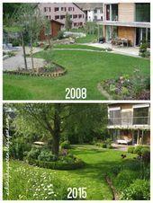 Vorher Nachher Vorher Nachher Gärtnern Gärtnern Gartenplanung G#gartenplanung #gärtnern #nachher #vorher