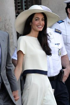 Amal Alamuddin Photos: George Clooney Had A Better Weekend Than You: LAist
