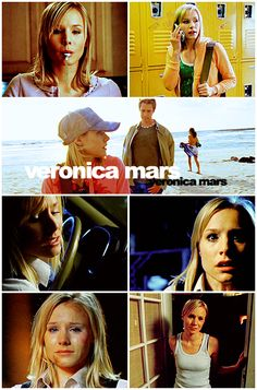 Veronica Mars- One of the best shows and best roles Kristen Bell has ever played. Oh and major props to Amanda Seyfried as well for playing the dead Lilly Kane (her performances were stellar too!).