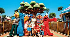 Do you love Sesame Street? Today we visit SesamoAventura in our tour of the PortAventura park