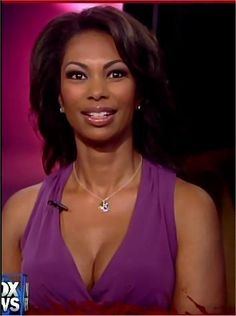 Nude black women news anchors