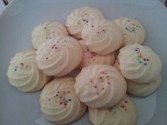 Surinam cornflower cookies... maizena koekjes