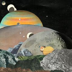 Collage by Ben Giles #art #collage