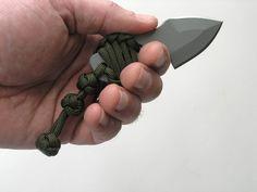 Tops Idaho Arrowhead Neck knife