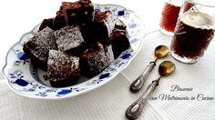 MATRIMONIO IN CUCINA: Brownie al cioccolato fondente e frutta secca