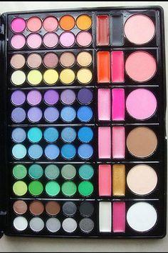 #ROMWE ROMWE | 78 Color Makeup Cosmetics Palette, The Latest Street Fashion