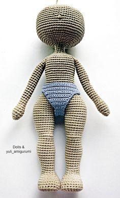 Вязаные куколки от Yuli_amigurumi | VK