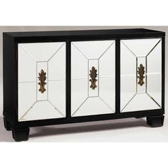 Henry Link Trading Co. Midnight Reflections Sideboard