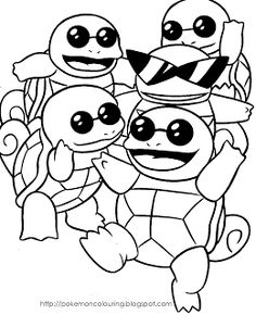 Pokemon Coloring Pages Pokemon COLORING PAGE Disney Coloring