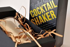 Cocktail Shaker (Student Work) | Packaging of the World: Creative Package Design Archive and Gallery