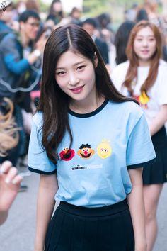 I.O.I Chaeyeon