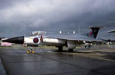 Buccaneer: RAF Buccaneer S.2B XX897 BAe Hatfield