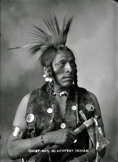 Indian Pictures: Blackfeet/Blackfoot Indian Historical Photos