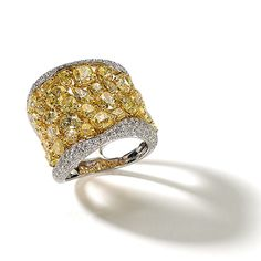 » de Boulle Collection Stairway to Heaven Ring » de Boulle Diamond & Jewelry