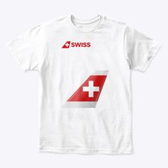 Kids Premium T-Shirt of Swiss International Air Lines in different colors