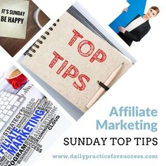 Kan være et bilde av 1 person og tekst Work From Home Tips, Creating A Business, Happy Sunday, Affiliate Marketing, Success, Tools, Learning, Pictures, Instruments