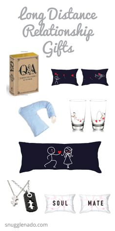 Great long distance relationship gifts! #ldr #gifts #giftideas