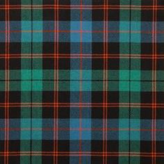 Guthrie Ancient Lightweight Tartan by the meter – Tartan Shop
