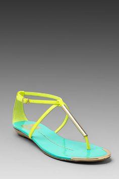 Archer sandals / dolce vita