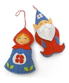Look at this #zulilyfind! Holiday Gnomes Whimsy Kit #zulilyfinds