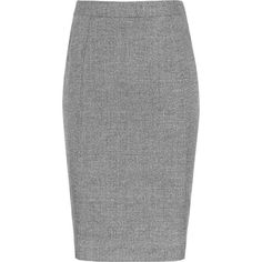 HAMPSTEAD SKIRT (13.375 RUB) ❤ liked on Polyvore featuring skirts, knee length pencil skirt, white and black skirt, white and black pencil skirt, black and white pencil skirts and black white pencil skirt