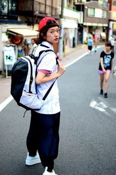 ICCHO STYLE BLOG -TOKYO STREET STYLE MAGAZINE: [dude style no.59] -あわつまい-