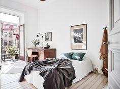 An All White Stockholm Sanctuary — BADLANDS