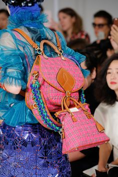 The 12 best accessories we saw on Paris's Spring 2017 runways: Maison Margiela backpack.