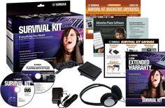 YamahaSurvival Kit B2 for PSRE223, PSRE323, PSRE413, EZ200, EZAG, and DD45