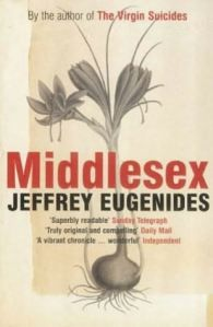 "I read ""Middlesex"" by Jeffrey Eugenides a few years ago. It's a great book! I find intersex physicalities, gender dysphoria, etc., fascinating and heartbreaking."