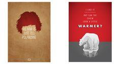 Client Feedback Posters - Design - ShortList Magazine