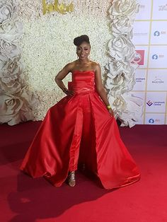 Welcome to Zeal live Blog: Celebrating Inspiring, Successful Journeys.: Lagos Premiere of Jade Osiberu's Isoken.