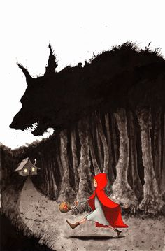 Little Red Riding Hood by Graham Franciose