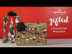 Three Creative Ways to Wrap a Present | Hallmark Ideas & Inspiration