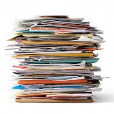 25 REASONS TO GET RID OF IT  -- Reason #8: You're Being Inundated with Paper Mail.  The average person receives 41 pounds of junk mail per year. Eliminate paper statements by banking and paying bills online, call 1-888-567-8688 to stop unwanted credit-card solicitations, and opt out of mailing and telemarketing lists by logging on to dmaconsumers.org.