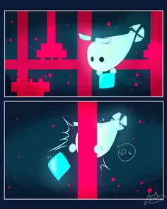 2d Game Art, Maker Game, Geometry Shape, Rhythm Games, Creature Design, Bats, Funny Images, Minecraft, Gaming