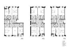 Жилой комплекс «Преображенский форт» : Sergey Skuratov Architects