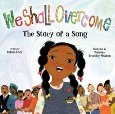 The story of a song that inspired activism against slavery and segregation and racial injustice around the world. A book that will have everyone in your family singing. http://whattoreadtoyourkids.com/2014/01/19/song-in-civil-rights-movement/