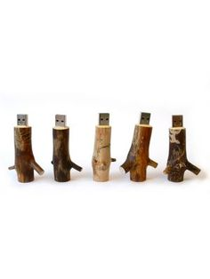 Oooms wooden USB Sticks