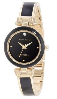 Anne Klein Elegant Women's Bangle Watch  #Anne Klein Watch, #AK Watch, #Bangle Watch,