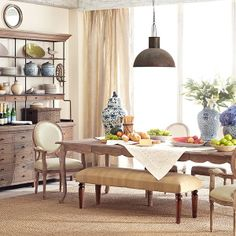 49 Unique Dining Room Design Ideas With French Style - ROUNDECOR Unique dining room design ideas wit Furniture Dining Table, Dining Room Table, Home Furniture, Dining Rooms, Dining Chairs, Kitchen Tables, Furniture Chairs, Antique Furniture, Dining Area
